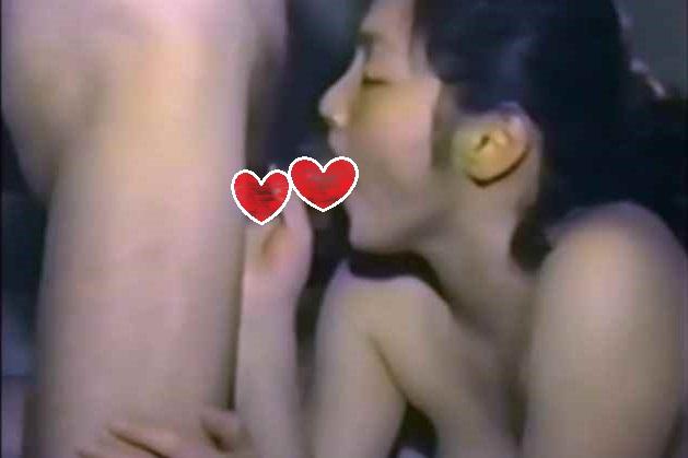 「モザ無」ラブホ 素人撮り ♥ 黒髪少女 フェラ・生挿入☆